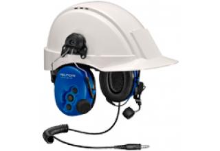 Гарнитура со шлемом стандарта ATEX, с батарейками PMLN6089A