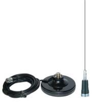 Антенны автомобильные VHF/UHF на магнитном основании (5)