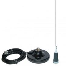 Антенны автомобильные VHF/UHF на магнитном основании